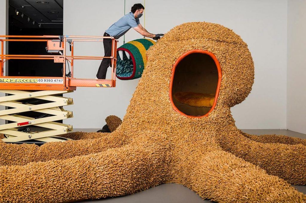 15 Artists Showcasing Work In The Second Installment Of The NGV Triennial