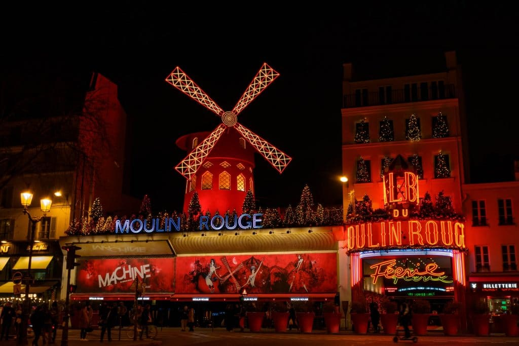 Moulin Rouge! The Musical Is Set To Hit The Revamped Regent Theatre Stage This August