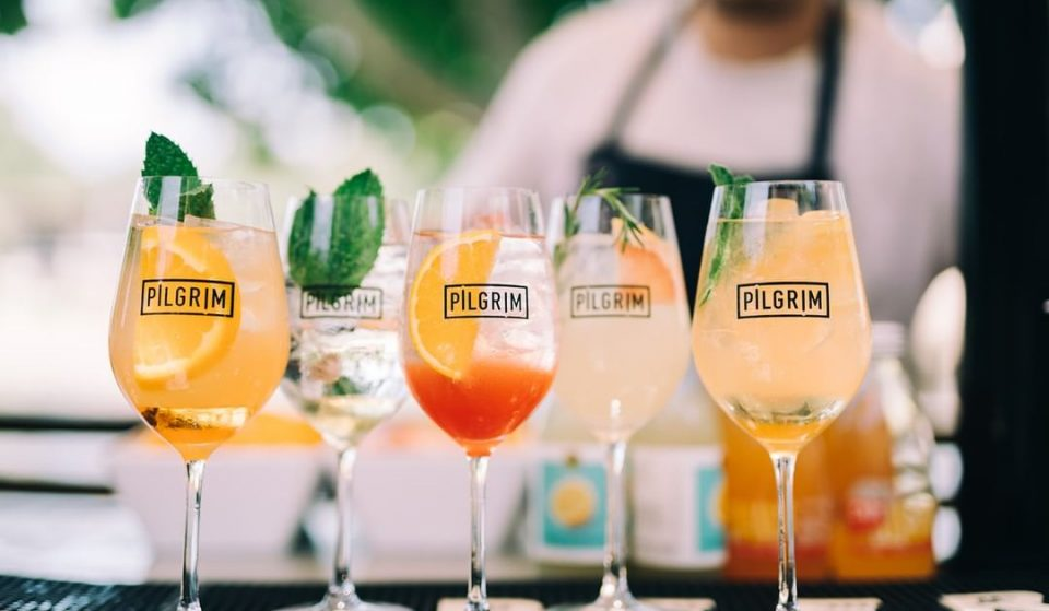 This Riverside Bar Is Doing Bottomless Gin And Tapas Every Weekend · Pilgrim Bar