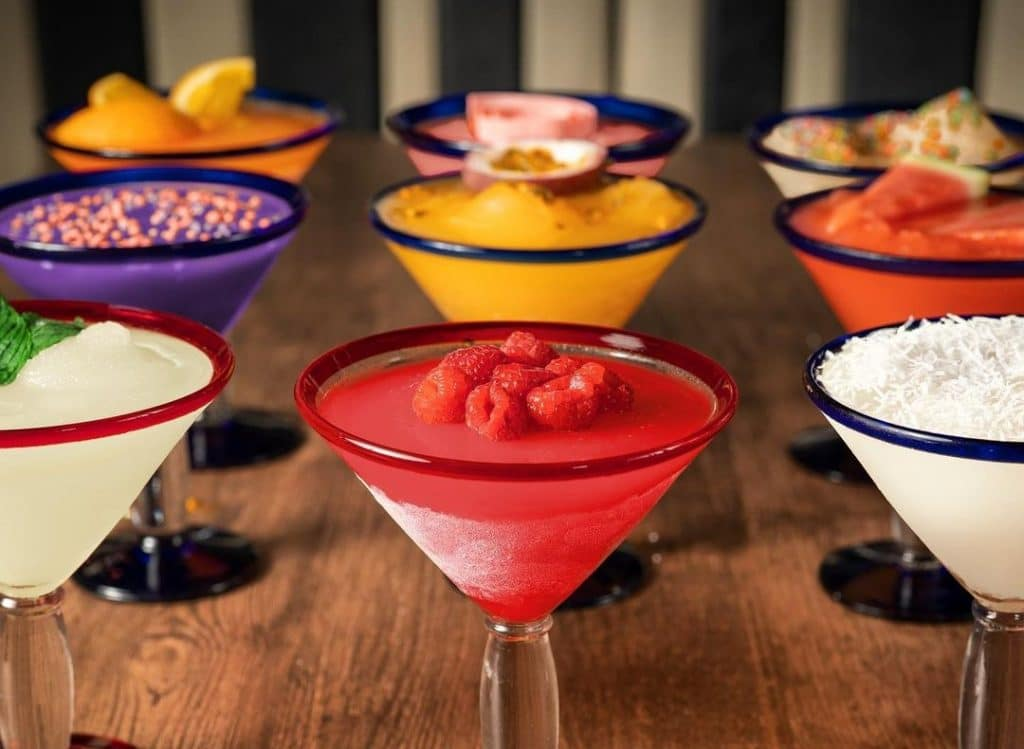 Get Your Hands On The Winners Of El Camino Cantina's 'Hottest 100 Ritas' This Month