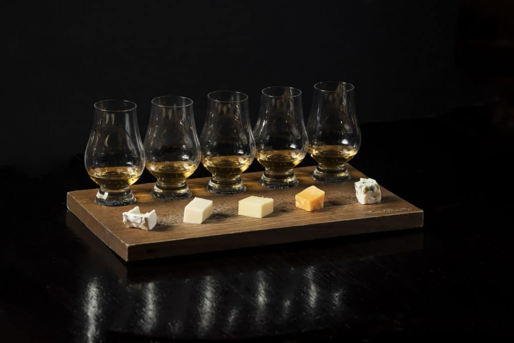 Whisky And Cheese Pairings Return To This Iconic Melbourne Cocktail Bar · Eau De Vie