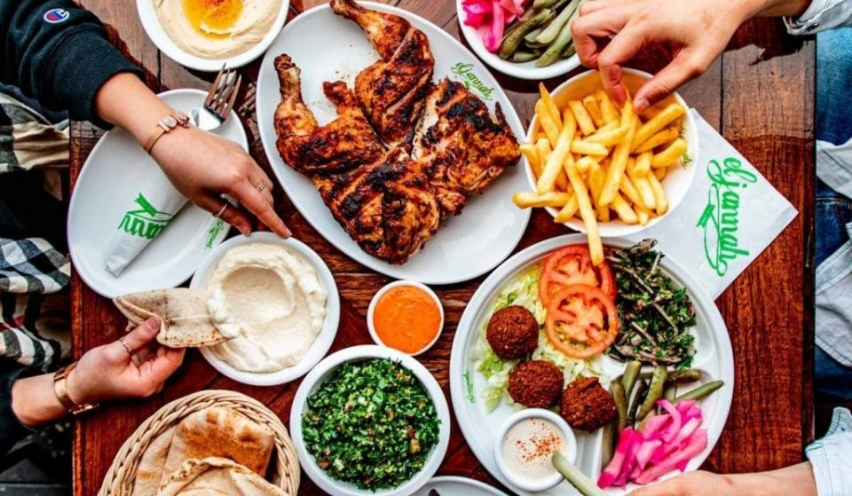 Sydney's El Jannah Charcoal Chicken Empire Is Opening Its First Melbourne Store This Year