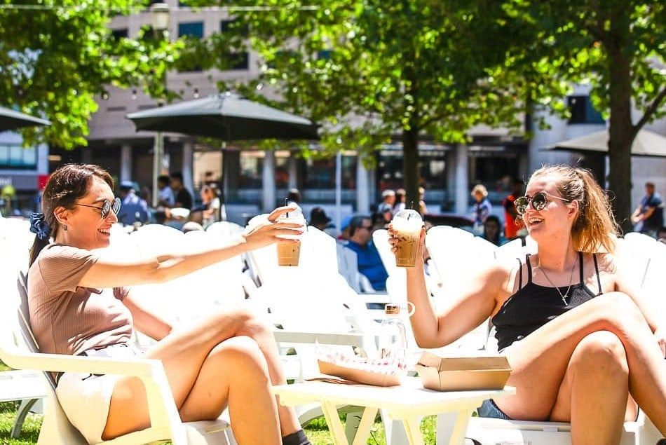 Melbourne's Street Eatz Is Back And They're Doing Two-Hour Bottomless Booze Packages