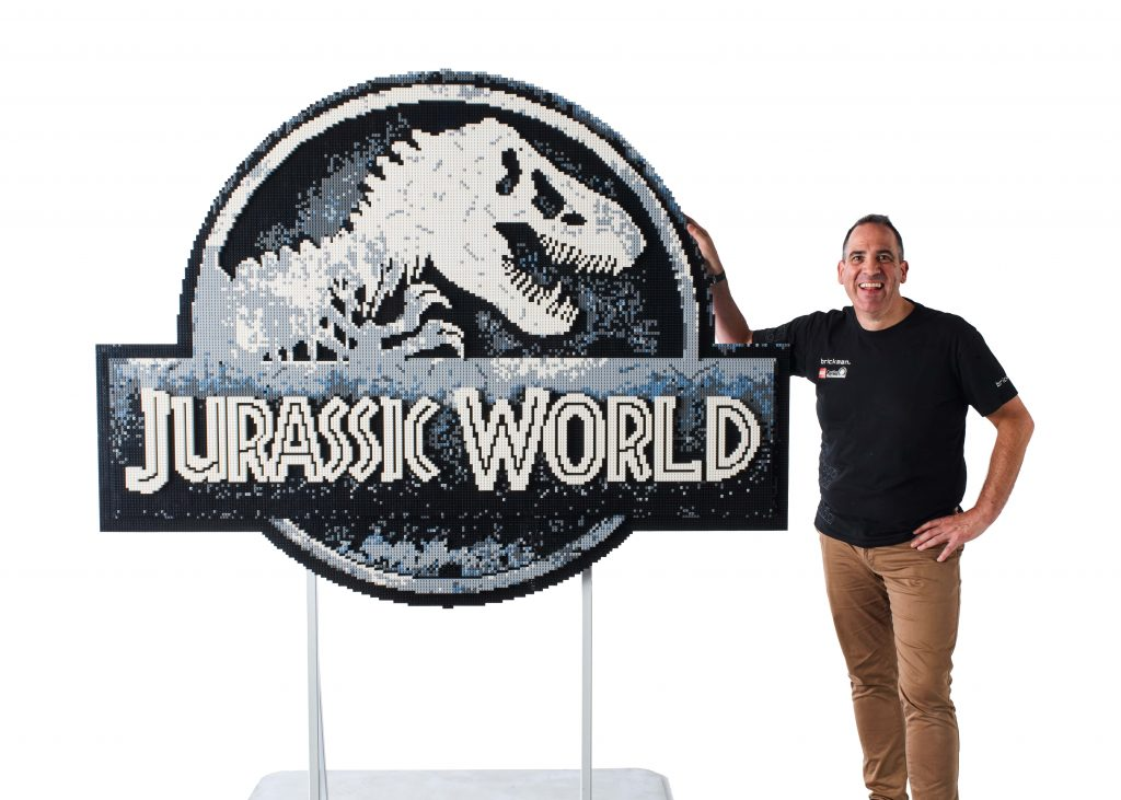 Australia's Largest Ever LEGO Experience, Jurassic World, Has Extended Its Melbourne Season