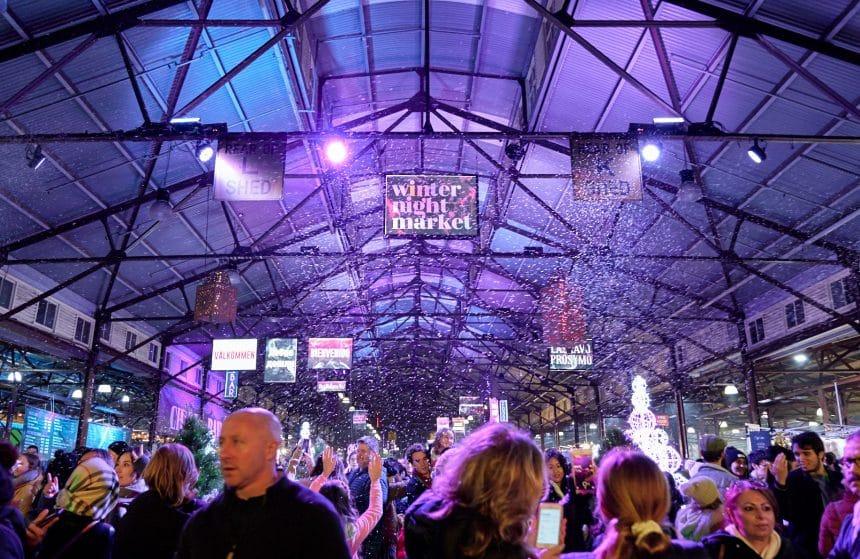 The Winter Night Markets At Queen Victoria Market Return This June