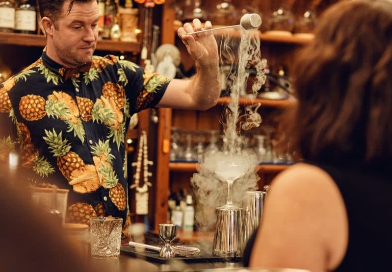 Level Up Your Cocktail Game With Award-Winning Mixologist Clinton Weir's Masterclass