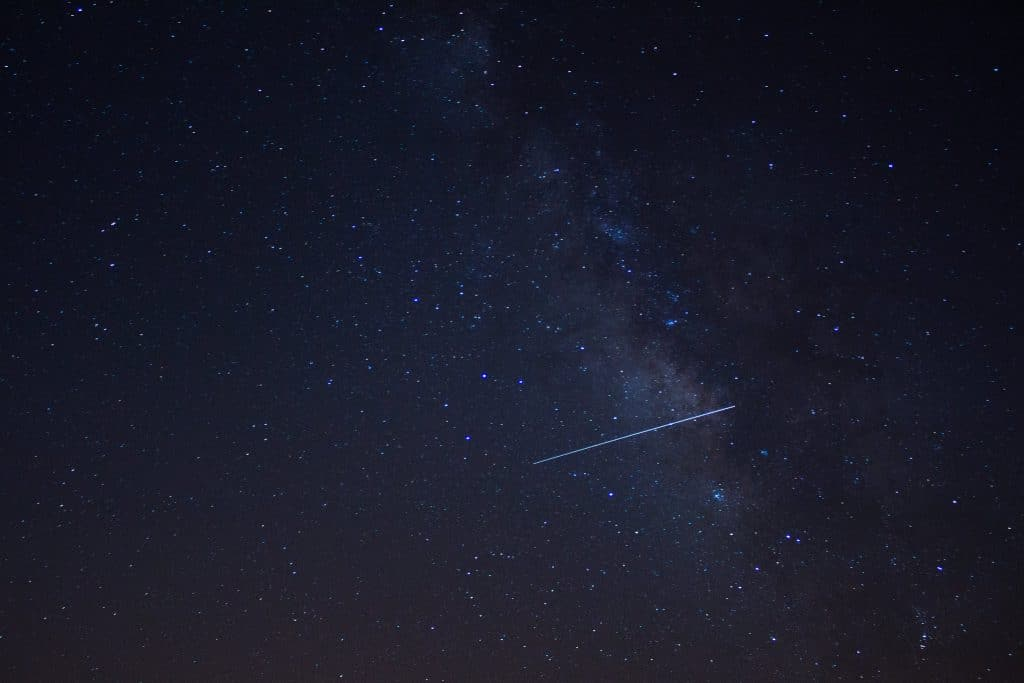 Here's When To Spot The Spectacular Lyrid Meteor Shower