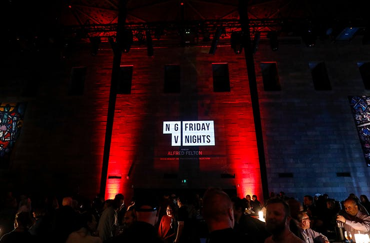 NGV Friday Nights Has Released The Music Program And Tickets Are Out Now