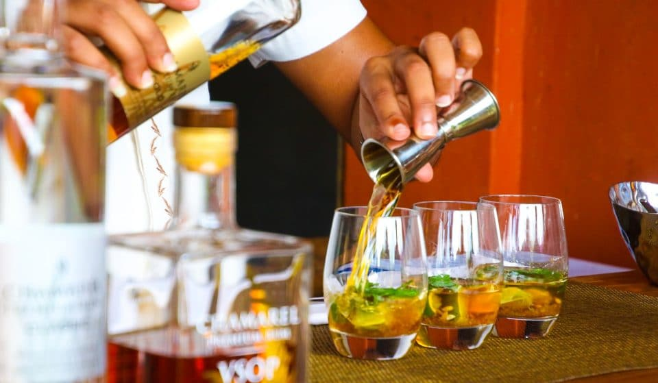 A Rum Festival Is Commandeering This CBD Bar For A Day Of Tastings And Caribbean Food