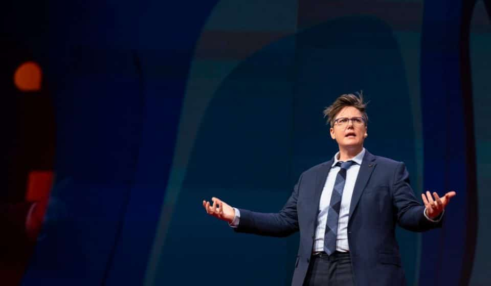 Tickets To Hannah Gadsby's New Show 'Body Of Work' Go On Sale This Friday