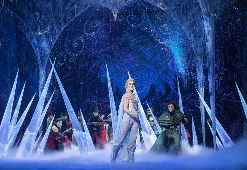 Frozen The Musical Is Giving Away Free Hot Chocolates And Cookies To Celebrate Winter