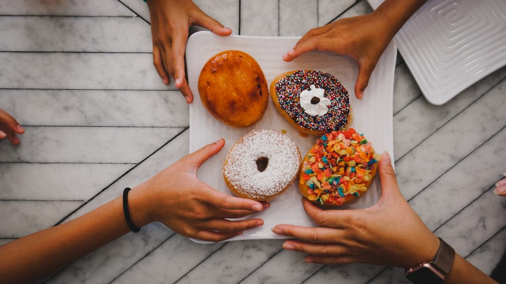 Treat Yourself To A Donut At Queen Vic Market's Donut Festival