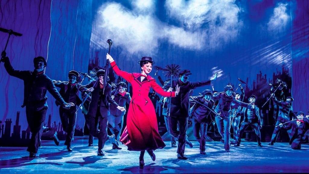 The Spectacular Mary Poppins Musical Is Coming To Australia In 2022