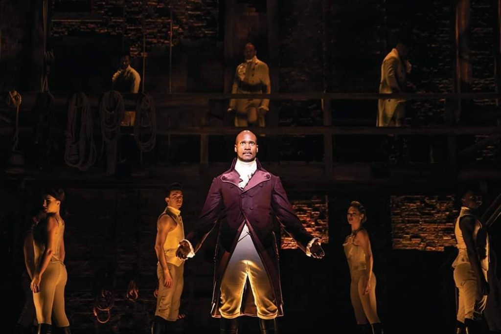 Hamilton Is Coming To Melbourne in March 2022