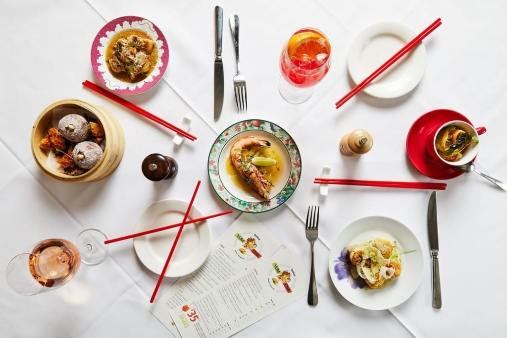 This June You Can Yum Cha Italian Food In Richmond And That's All We Need To Know