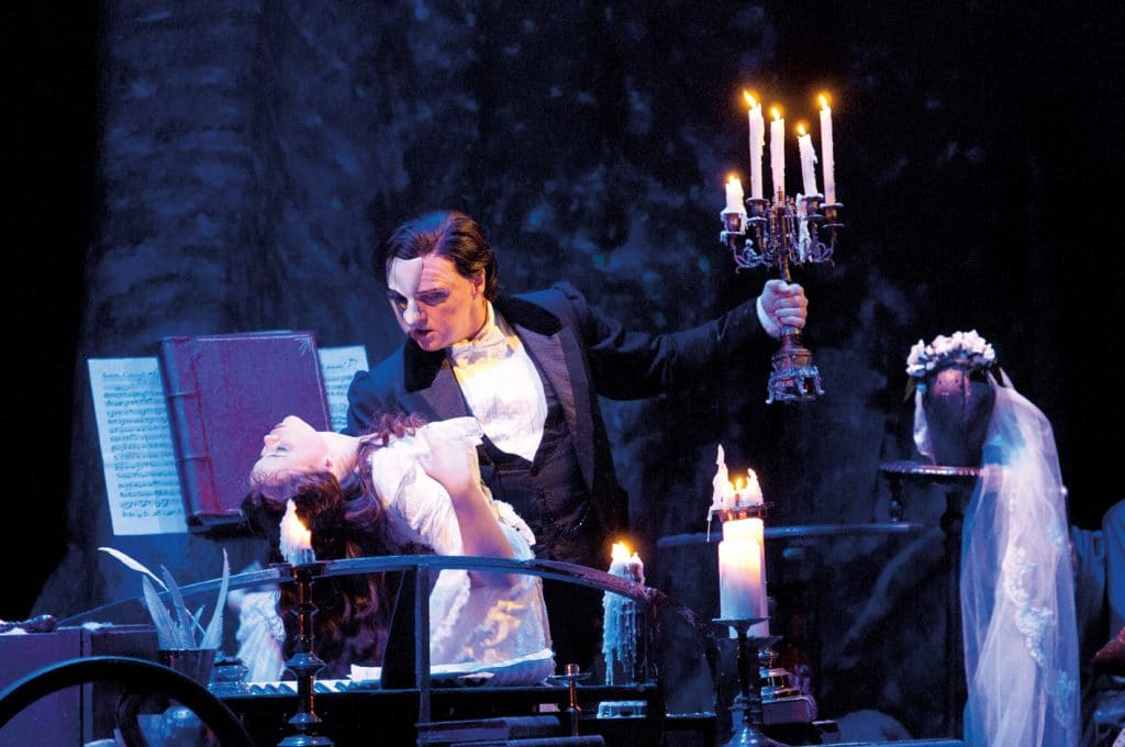 The Australian Cast Of Phantom Of The Opera Has Been Announced