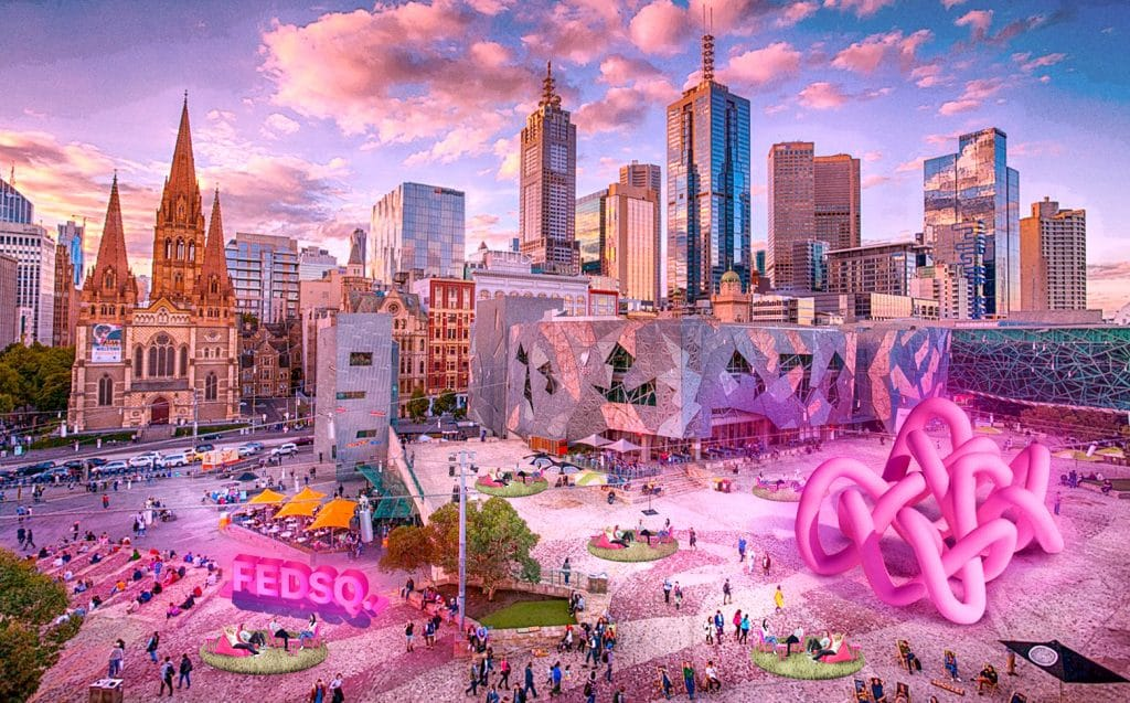 Oh Mon Dieu! Find Yourself At Fed Square This Winter For Some Fantastically French Fun