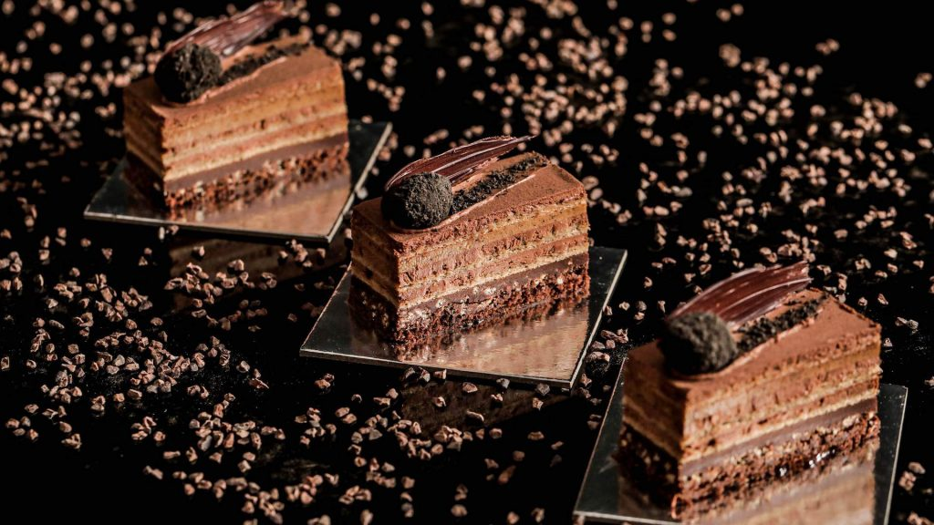 This Limited Edition Meteor Cake Is A Dream Collab Between Black Star Pastry And Koko Black