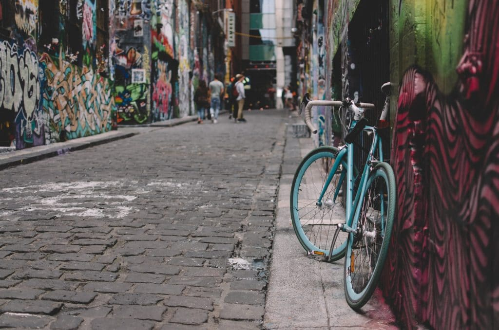 Melbourne's Laneways Have Been Transformed Into Spectacular Works Of Art