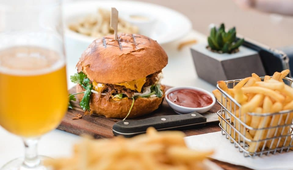 This Chapel Street Burger Bar Is Giving Away Free Burgers, But You'd Better Dress For The Occasion