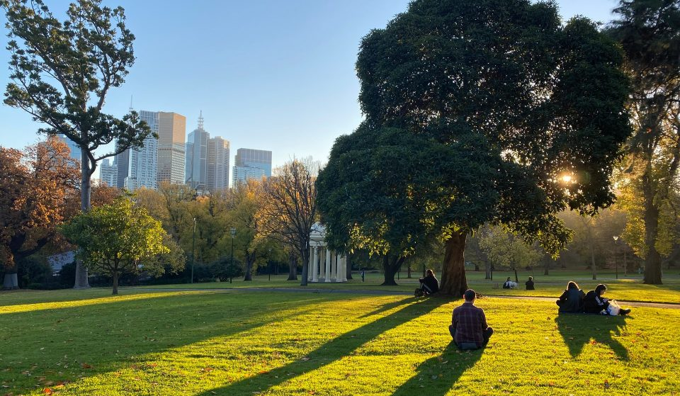 6 Tranquil Hidden Green Spaces To Find In Melbourne
