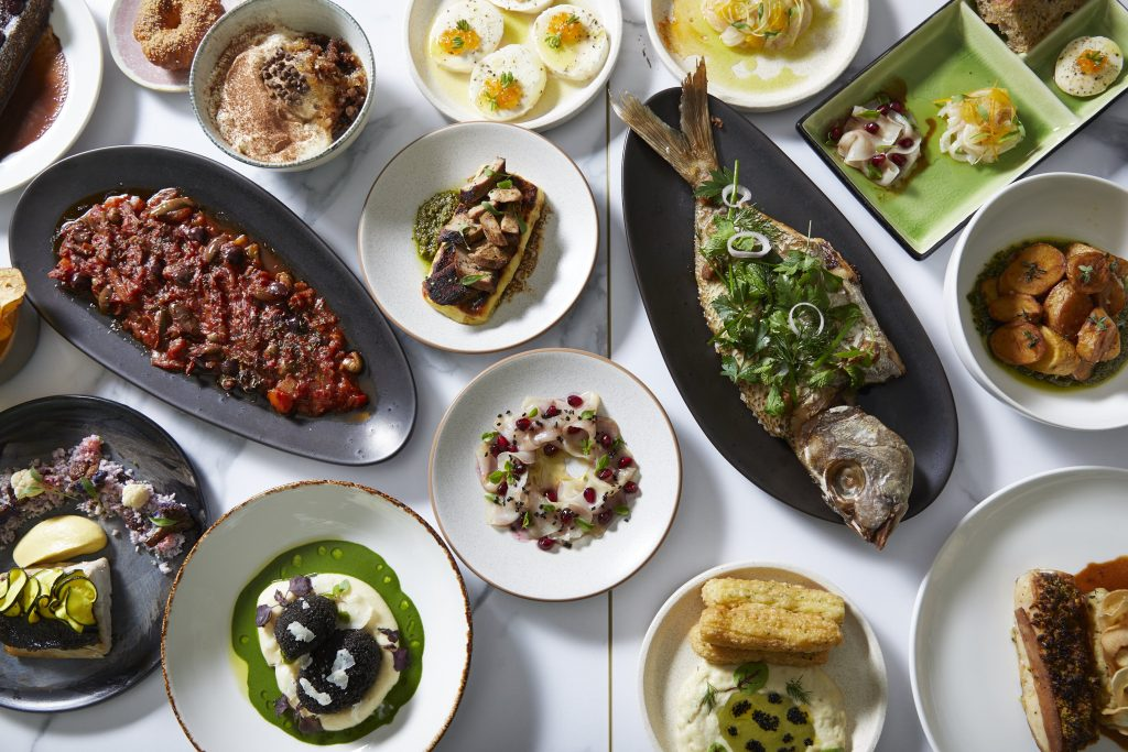 Feel The Luxury Of The Mediterranean At Vesper Bistro And Bar