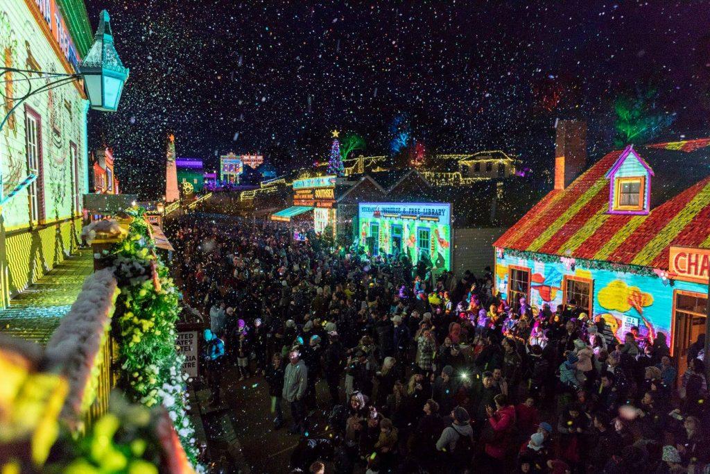 Escape To The Ballarat Winter Festival For Some Spectacular Fun