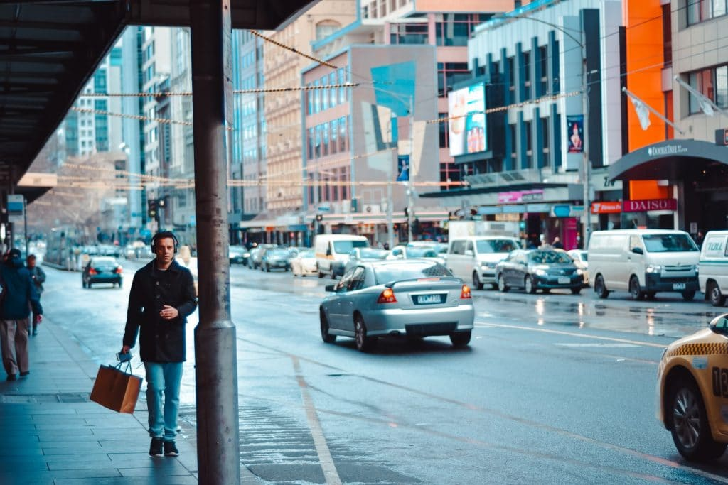 you can get cheap parking in Melbourne
