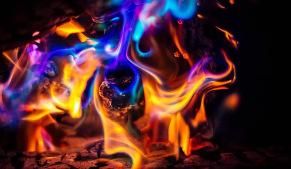 Burn The Night Away At The Firelight Festival In Docklands This July