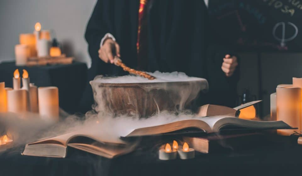 A Magical Harry Potter High Tea Is Coming To Melbourne So Grab Your Wizarding Robes And Prepare To Be Spellbound