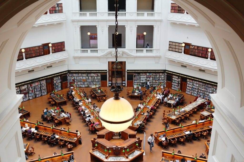 Explore The State Library Of Victoria As It Transforms Into A Reimagined Space