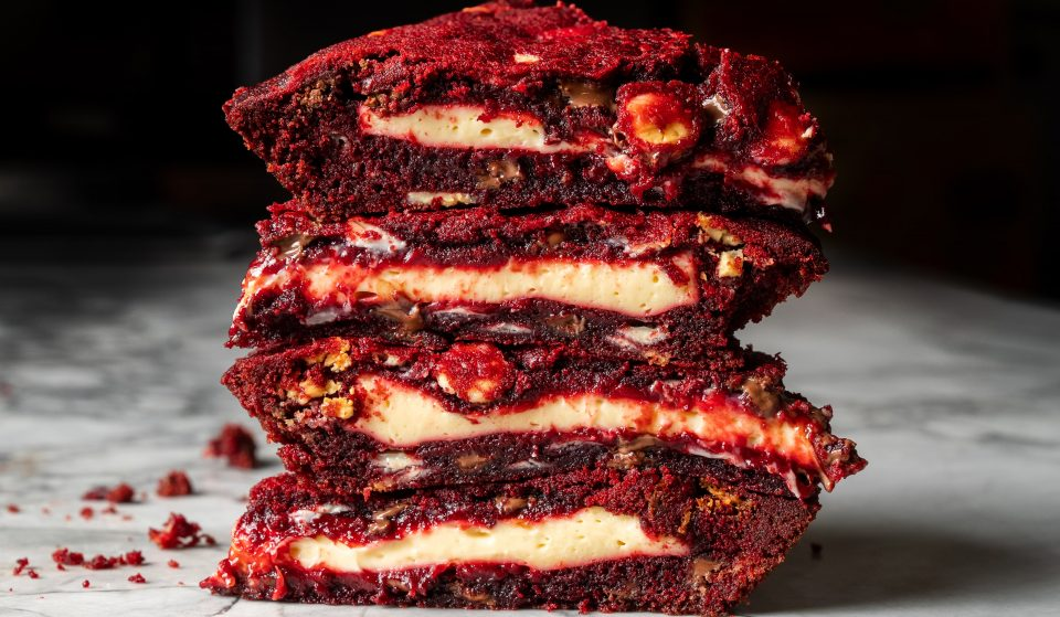Gelato Messina Is Bringing Back Its Decadent Red Velvet Cookie Pie Kit