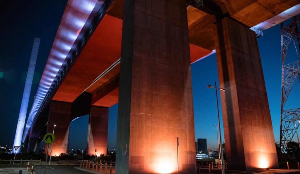 Bust A Move At This Brilliantly Unique Rave Under The Bolte Bridge