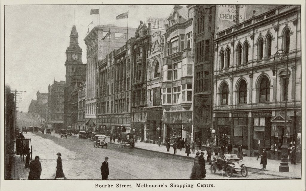 17 Gorgeous Photos Of Vintage Melbourne For You To Step Back In Time