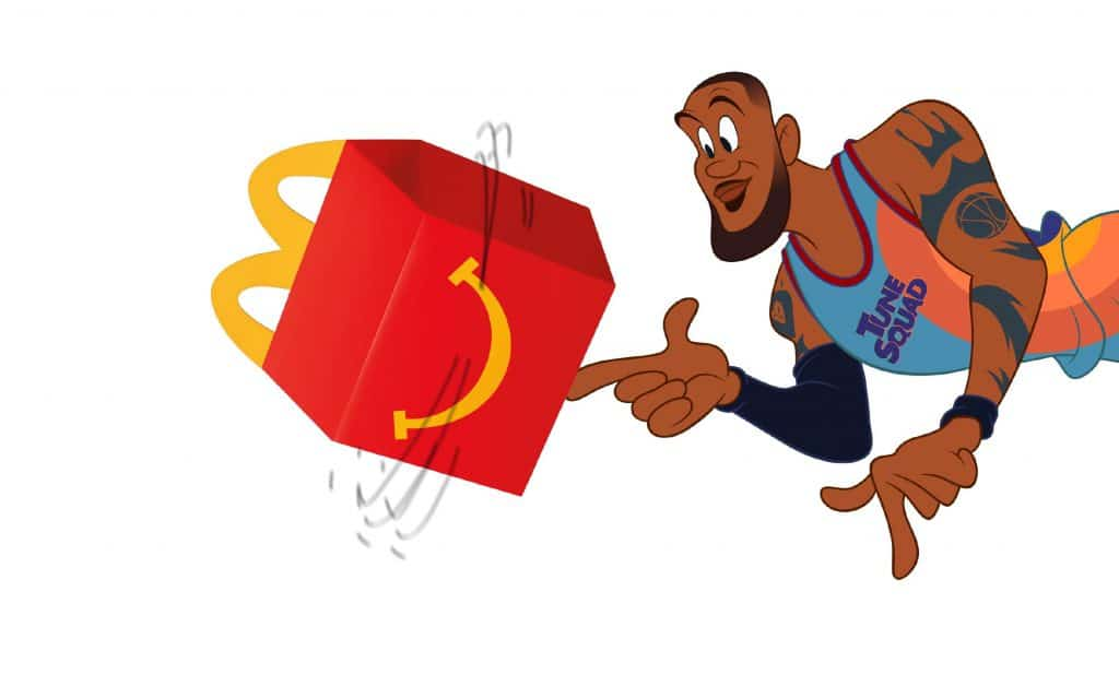 Maccas Launches Exclusive Limited-Edition Space Jam 2: A New Legacy Happy Meal Collection