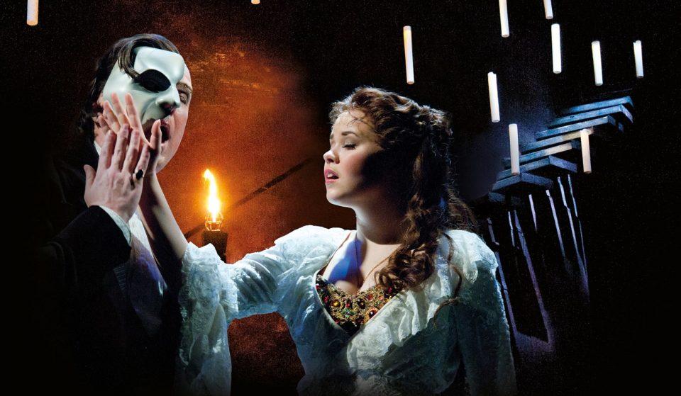 The Phantom Of The Opera Confirms Dates For 2022