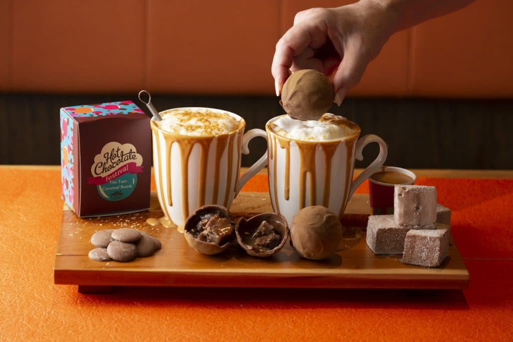 Treat Yourself To The Final August Flavours For The Hot Chocolate Festival At Home