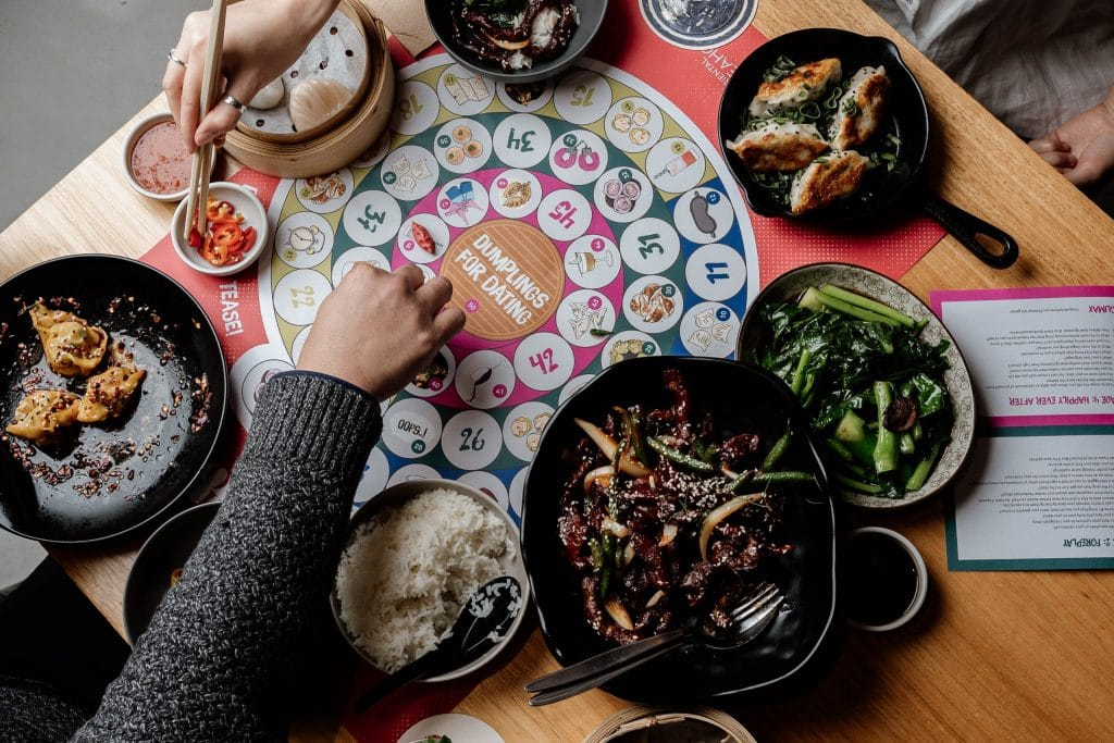 Get Steamy With Dumplings For Dating At Oriental Teahouse