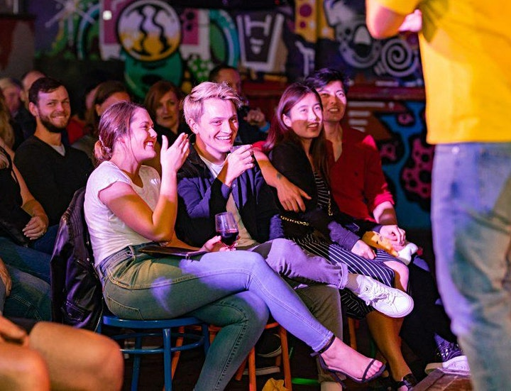Laugh Out Loud And Until It Hurts At This Comedy Night In August