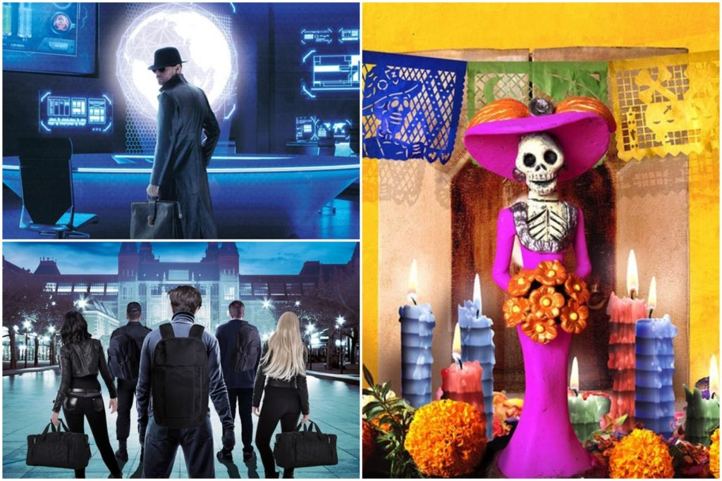 6 Great Games You Can Play At Home Designed By Escape Hunt, Global Leaders In Escape Rooms