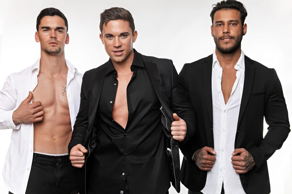 A Cheeky Night Out Featuring 'Magic' Male Dancers Is Coming To Melbourne