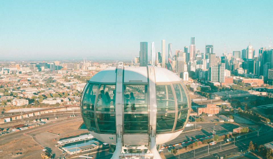 Melbourne Star, Iconic Feature on Melbourne's Skyline, Is Permanently Closed