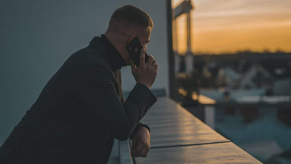 Dark Talk Time Will Connect You With Strangers — One Phone Call At A Time