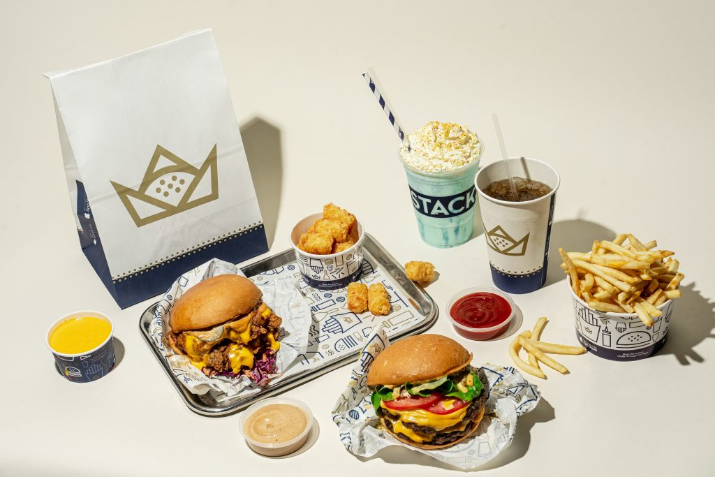 Royal Stacks Will Help You Feel Like A King At Their Good Times Milk Bar Pop-Up Event