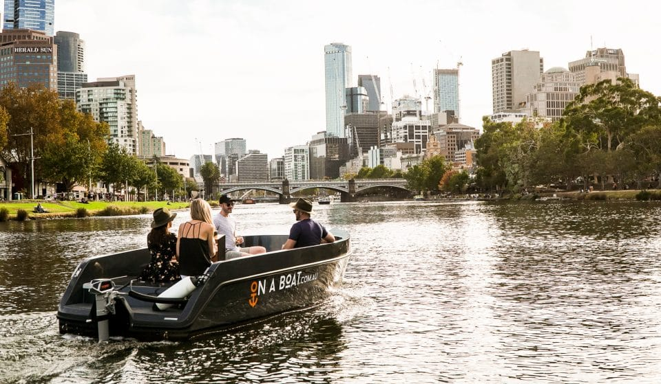 No Boat And No Boating Licence Is No Problem With On A Boat's Deluxe Boat Rental On The Yarra