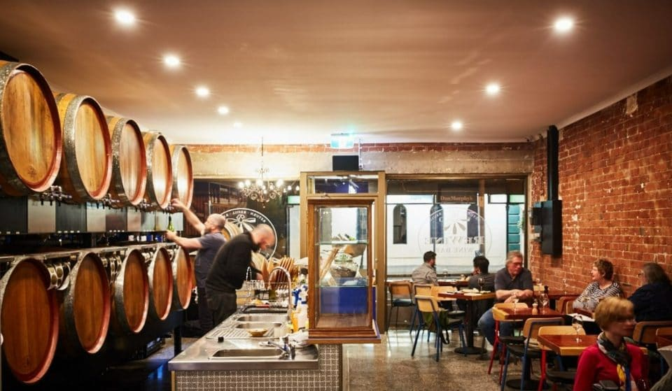 Quench Your Thirst With Sustainable Wine At This Eco-Friendly Bottle Shop
