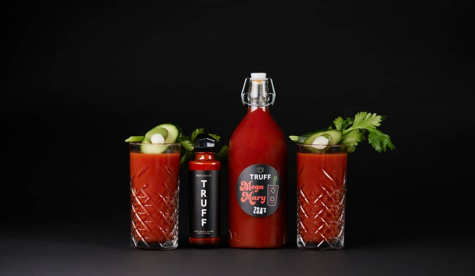 Sizzle Your Taste Buds With A Fiery One Litre Bloody Mary From This Northcote Bar