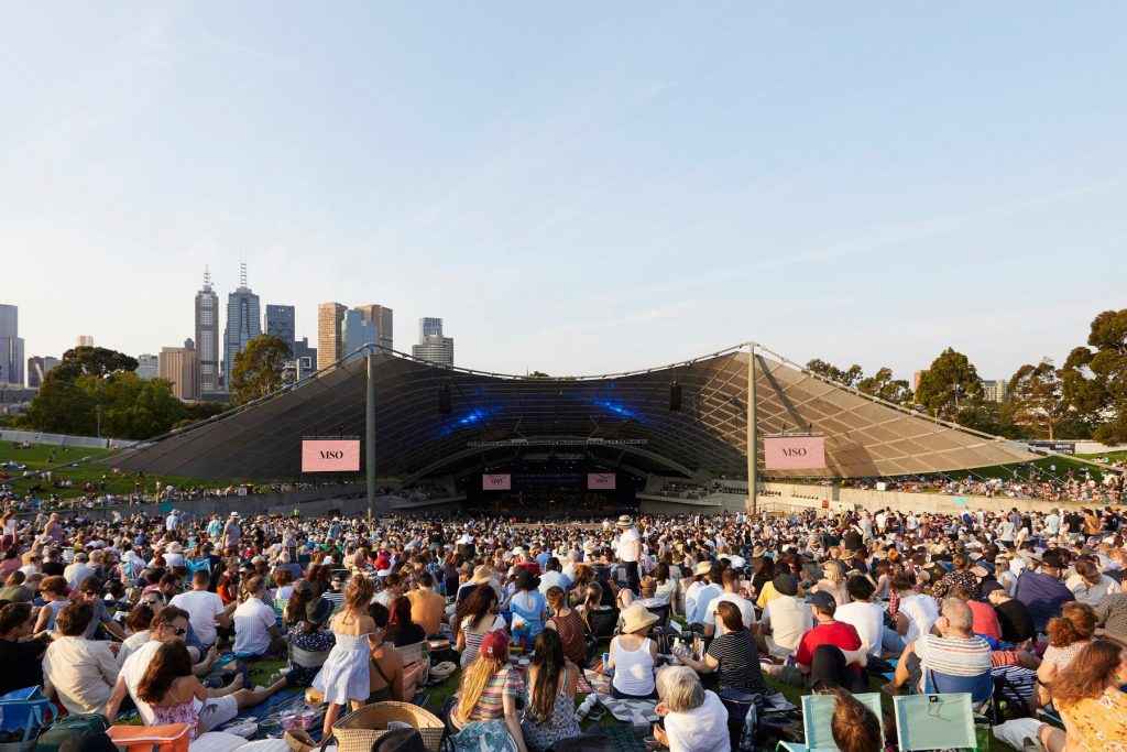 Melbourne Symphony Orchestra Is Returning With Their Free Summer Concerts