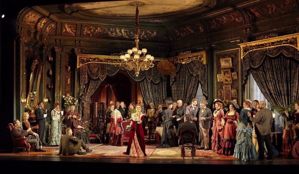 Opera Australia Announces A Dramatic Season For 2022