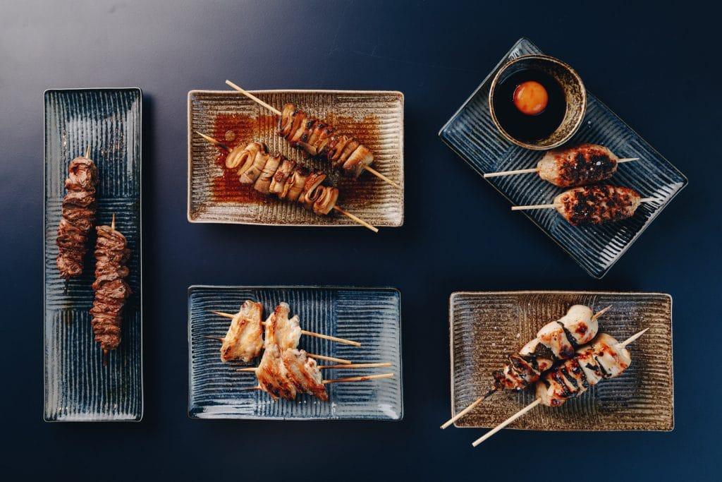 Cook Yakitori And Drink Sake In This Virtual Masterclass From Robata Chef Yosuke Furukawa